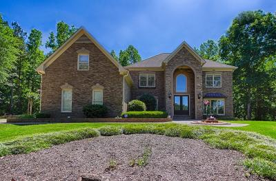 Newton County Single Family Home For Sale: 60 Glengarry Chase