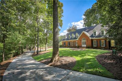 Canton GA Single Family Home For Sale: $1,075,000