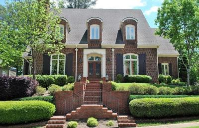Roswell Single Family Home For Sale: 3306 Chimney Lane NE