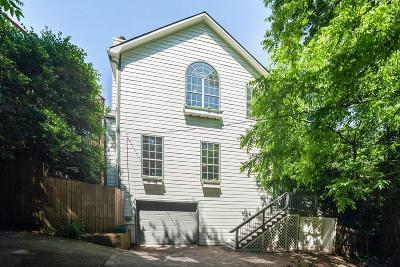 Virginia Highland Single Family Home For Sale: 1024 Greenwood Avenue NE
