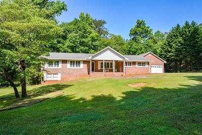 Marietta Single Family Home For Sale: 1040 Cheatham Hill Road
