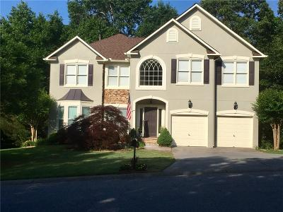 Canton GA Single Family Home For Sale: $329,900