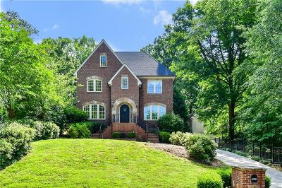 Atlanta Single Family Home For Sale: 4685 E Conway Drive NW