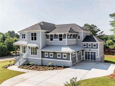 Marietta Single Family Home For Sale: 1199 Vester Drive