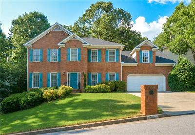 Roswell Single Family Home For Sale: 2350 Twelvestones Drive