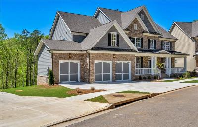Holly Springs Single Family Home For Sale: 347 Peninsula Pointe