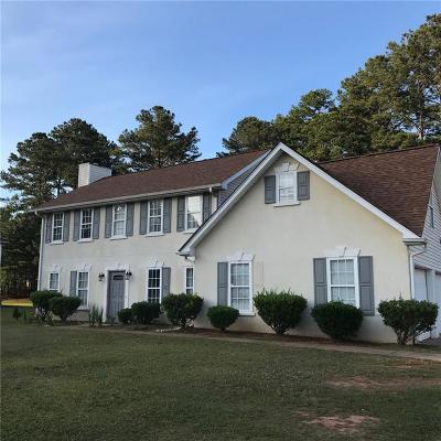 Rockdale County Single Family Home For Sale: 3244 Old Salem Road SE