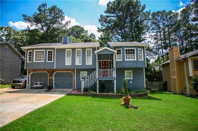 Lawrenceville Single Family Home For Sale: 1750 Kristi Drive