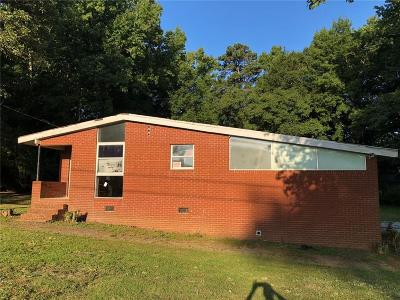 College Park Single Family Home For Sale: 4755 Washington Road