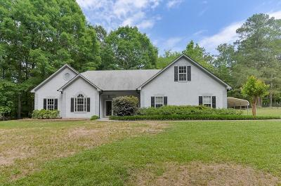 Fayetteville Single Family Home For Sale: 306 County Line Road