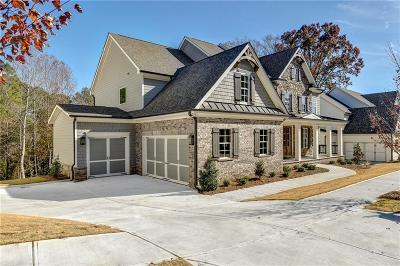 Holly Springs Single Family Home For Sale: 225 Harmony Lake Drive