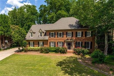 Dekalb County Single Family Home For Sale: 5325 Brooke Farm Drive