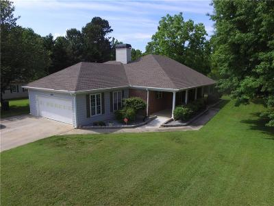 Buford Single Family Home For Sale: 3020 Hamilton Mill Road