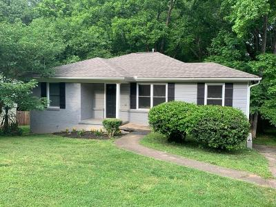 East Atlanta Single Family Home For Sale: 2040 Settle Circle SE