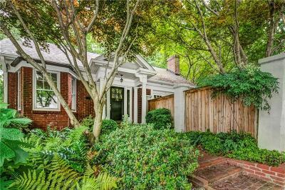 Fulton County Single Family Home For Sale: 775 Martina Drive NE