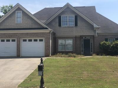 Cartersville Single Family Home For Sale: 83 Planters Drive NW