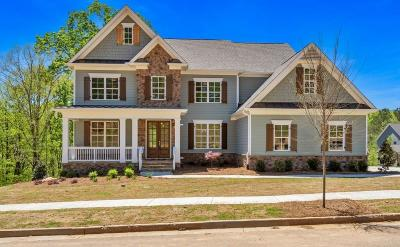 Holly Springs Single Family Home For Sale: 343 Peninsula Pointe