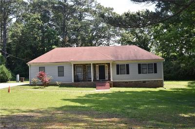Snellville Single Family Home For Sale: 2871 Mountain View Road