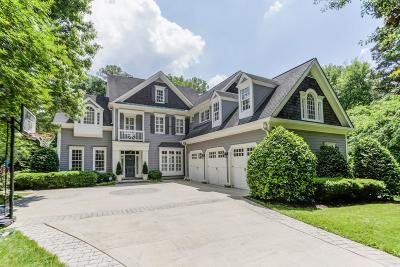 Buckhead Single Family Home For Sale: 3034 Howell Mill Road