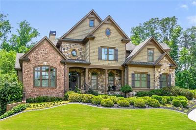 Cobb County Single Family Home For Sale: 2119 Tayside Crossing NW