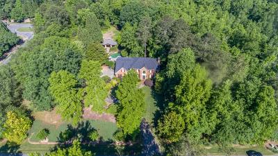 Roswell Single Family Home For Sale: 12800 Bucksport Drive