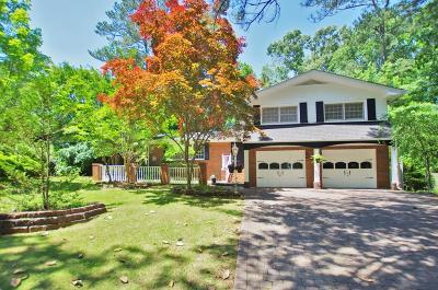 Decatur Single Family Home For Sale: 1512 Diamond Head Circle