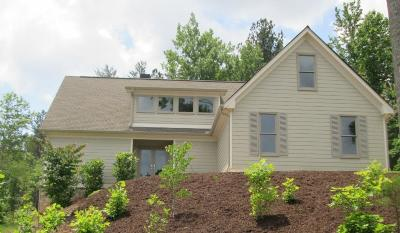 Dawsonville Single Family Home For Sale: 76 Black Oak Lane