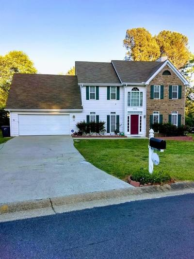 Lawrenceville Single Family Home For Sale: 385 Seneca Drive