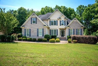 Cumming Single Family Home For Sale: 4820 Magnolia Creek Drive