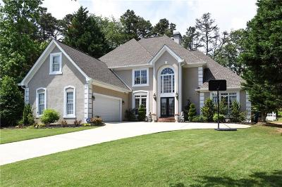 Johns Creek Single Family Home For Sale: 155 Pro Terrace