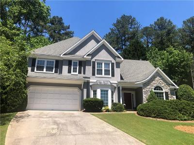 Cobb County Single Family Home For Sale: 3951 Harmony Walk Way SE