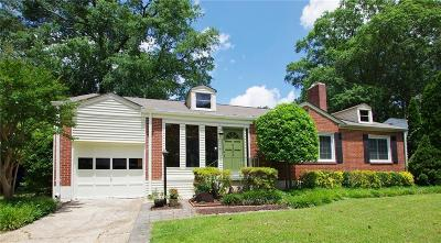 Decatur Single Family Home For Sale: 2320 Wineleas Road