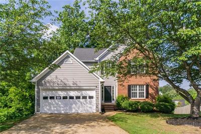 Suwanee Single Family Home For Sale: 1588 Pulaski Court