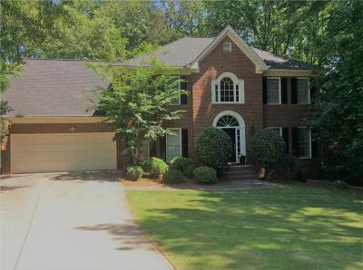 Alpharetta Single Family Home For Sale: 635 Varina Way