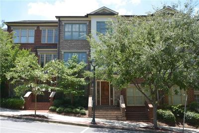 Fulton County Condo/Townhouse For Sale: 6075 Citywalk Lane