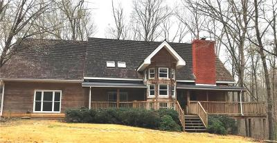 Henry County Single Family Home For Sale: 490 Ellistown Road