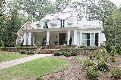 Roswell Single Family Home For Sale: 13215 Addison Road