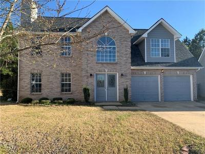 Dekalb County Rental For Rent: 1232 Old Greystone Drive