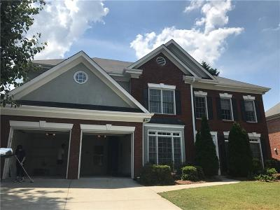 Johns Creek Single Family Home For Sale: 895 Winding Bridge Way