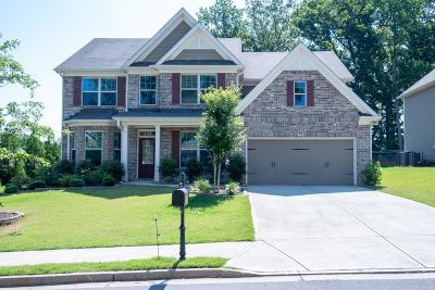 Cumming Single Family Home For Sale: 2155 Cherrywood Lane