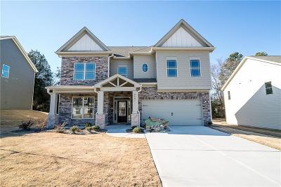 Dekalb County Single Family Home For Sale: 7778 Hansel Lane