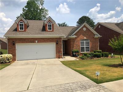 Jonesboro Single Family Home For Sale: 1854 Spivey Village Circle