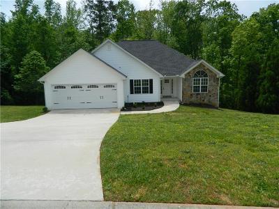 Hall County Single Family Home For Sale: 3863 Berkshire Ridge Drive