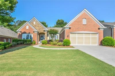 Cumming Single Family Home For Sale: 6210 Pristine Drive
