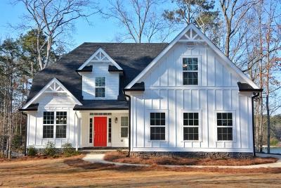 Carrollton Single Family Home For Sale: 1451 Stripling Chapel Road