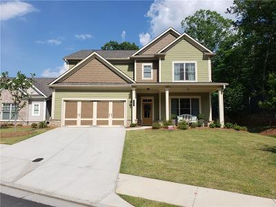 Suwanee Single Family Home For Sale: 3731 Suwanee Green Parkway