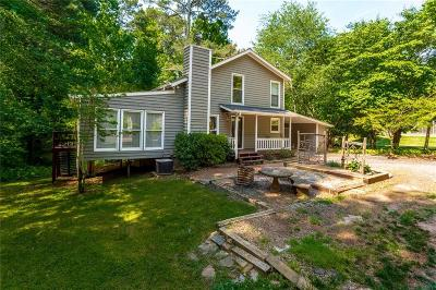 Cumming Single Family Home For Sale: 2955 Lakeside Drive