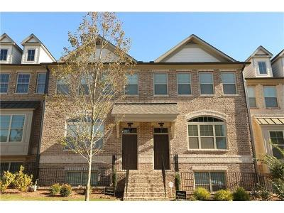 Gwinnett County Rental For Rent: 4307 Tacoma Trace