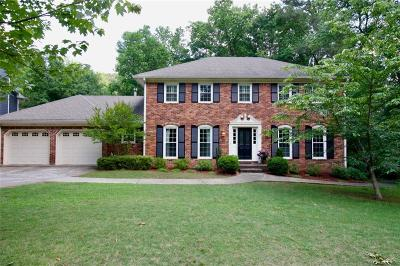 Cobb County Single Family Home For Sale: 230 Indian Hills Court