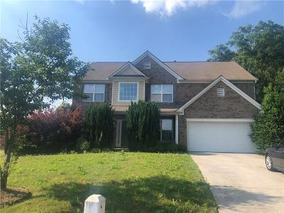 Austell Single Family Home For Sale: 4015 Castile Square